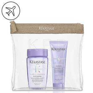 Trousse Duo Blond Absolu par Kerastase